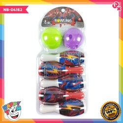 Spiderman Play Bowling - NB-04162
