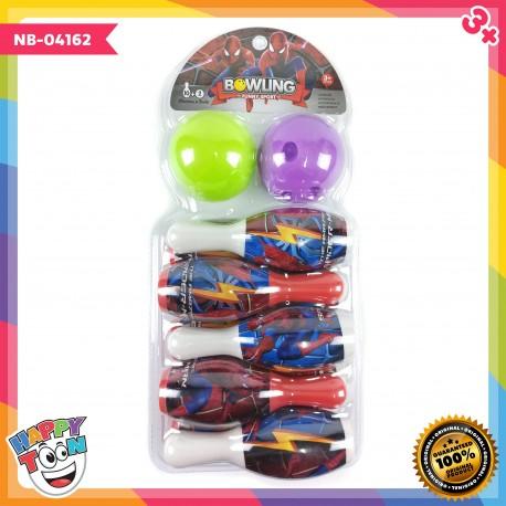 Spiderman Play Bowling - NB-04162