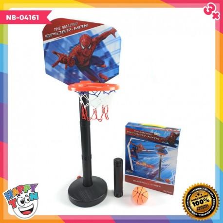 Spiderman Play Basket Ball - NB-04161