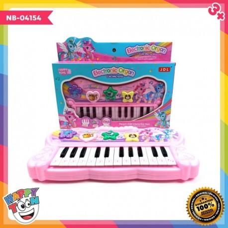 Electronic Organ Piano Music - NB-04154