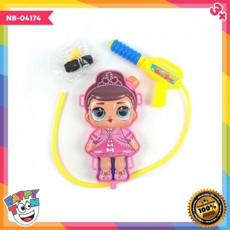 LOL Surprise Doll Water Gun Mainan Tembakan Air - NB-04174
