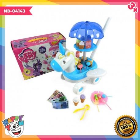 My Little Pony Ice Cream Car Shop - NB-04143