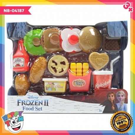 Frozen Burger Food Set - NB-04187