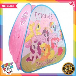 My Little Pony Tent Mainan Tenda - NB-04182