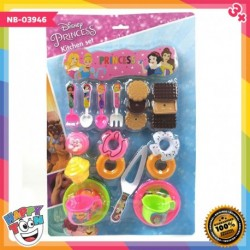Disney Princess Kitchen Set - Dessert Tea - NB-03946