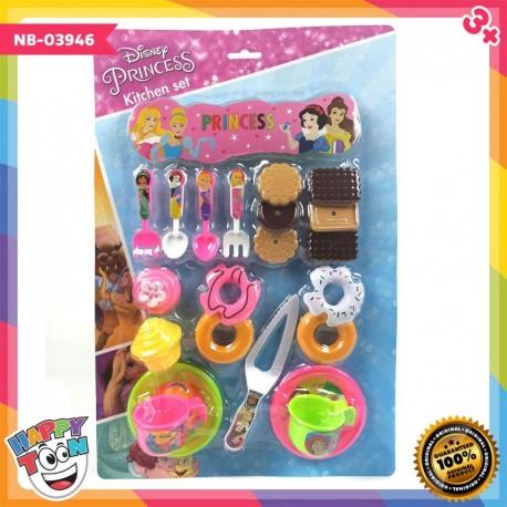 Disney Princess Kitchen Set - Dessert Tea - NB-03946