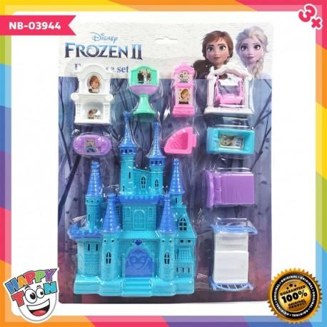 Frozen Castle Set Furniture - NB-03944