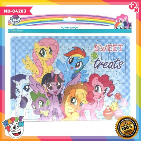 Puzzle Large - My Little Pony Sweet Little Treats - NB-04283