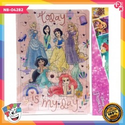 Puzzle Large - Disney Princess Today Is My Day - NB-04282