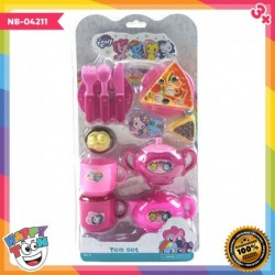 My Little Pony Baby Cutie Tea Set - NB-04211