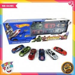 Avengers 6 Alloy Car Diecast - NB-04185