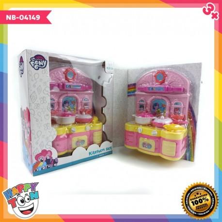 My Little Pony Baby Cutie Kitchen Set - NB-04149