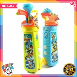 Golf Set Mickey Mouse and Friend - Mainan Olah Raga Golf - NB-04164