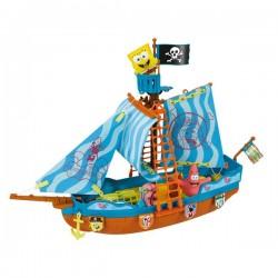 SpongeBob Pirate Boat - Mainan Perahu Bajak Laut