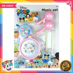 Tsum Tsum Music Set Toy - Mainan Alat musik - NB-03947