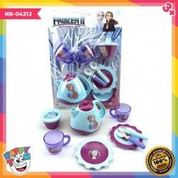 Frozen 2 Kitchen Set Toy Mainan Dapur Desert NB-04312