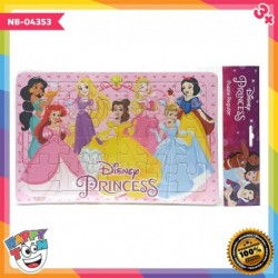 Puzzle Regular Disney Princess NB-04353