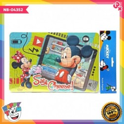 Puzzle Regular Mickey Mouse Gadget Say Cheese NB-04352