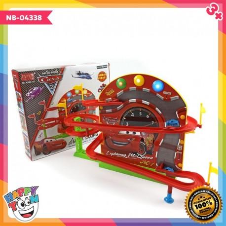 Cars Super Racing Track Mainan Mobil Trak NB-04338