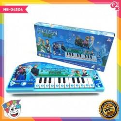 Frozen Fever Piano Keyboard Music NB-04304