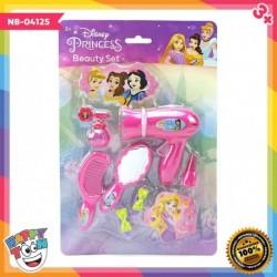 Princess Beauty Set Mainan Set Alat Make Up NB-04125