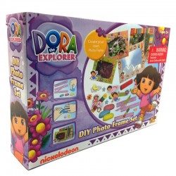 Dora DIY Photo Frame Set