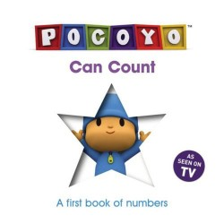 Pocoyo StoryBook - Can Count