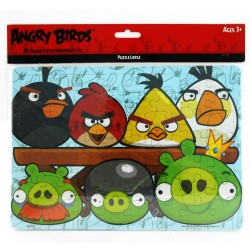 Puzzle Large Angry Birds - Mainan Puzzle Angry Birds