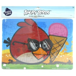 Puzzle Large Angry Birds Ice Cream - Mainan Puzzle Angry Birds