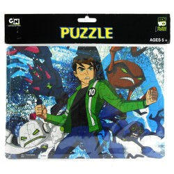 Puzzle Large Ben 10 Alien Force - Mainan Puzzle Ben 10
