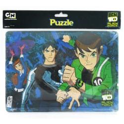 Puzzle Large Ben 10 Alien Force Glenn Kevin - Mainan Puzzle Ben 10