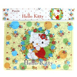 Puzzle Large Hello Kitty - Mainan Puzzle Hello Kitty
