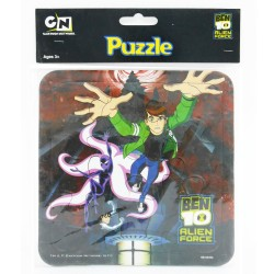 Puzzle Small Ben 10 Alien Force - Mainan Puzzle Ben 10