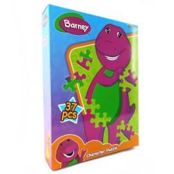 Character Puzzle Barney - Mainan Puzzle Lantai Barney