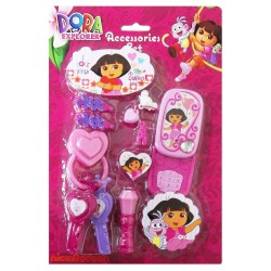 Dora Accessories Set - I Love You
