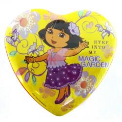 Puzzle Dora Tin - Mainan Puzzle Dora Kemasan Kaleng