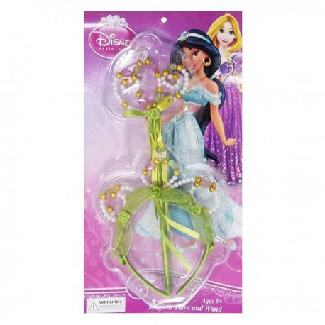 Disney Princess Magical Tiara & Wand
