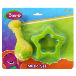 Barney Music Set