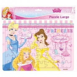 Puzzle Large Disney Princess Fairytale