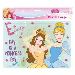 Puzzle Large Disney Princess Everyday Is A Princess Day