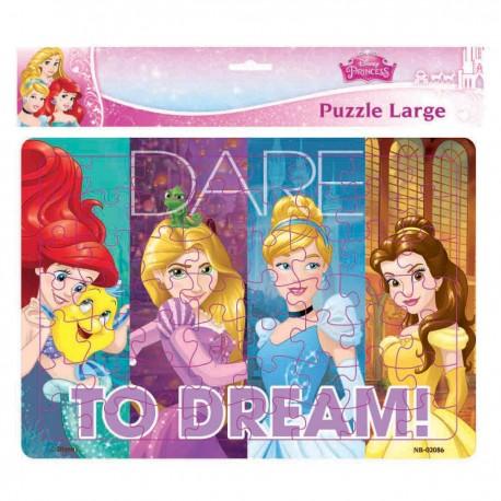 Puzzle Large Disney Princess Dare To Dream