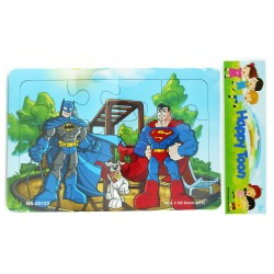 Puzzle Regular Batman - Mainan Puzzle Batman