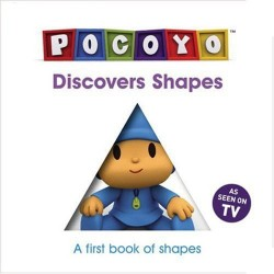 Pocoyo StoryBook - Discovers Shapes
