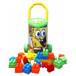 SpongeBob Block Trolley