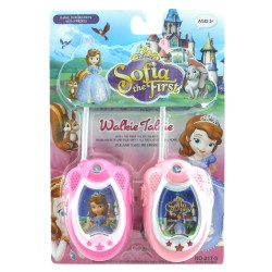 Sofia The First Walkie Talkie