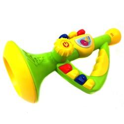Barney Little Trumpeter