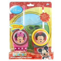 Mickey Minnie Walkie Talkie