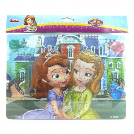 Puzzle Large Sofia Princess Amber