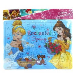 Puzzle Large Disney Princess Enhanted Spring