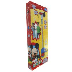 Mickey Mouse Microphone with Amplifier